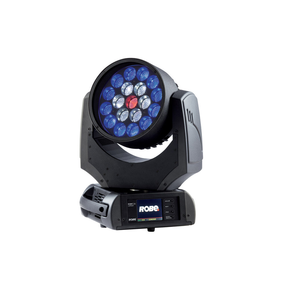Robe 300 Led wash 3+5pins dmx