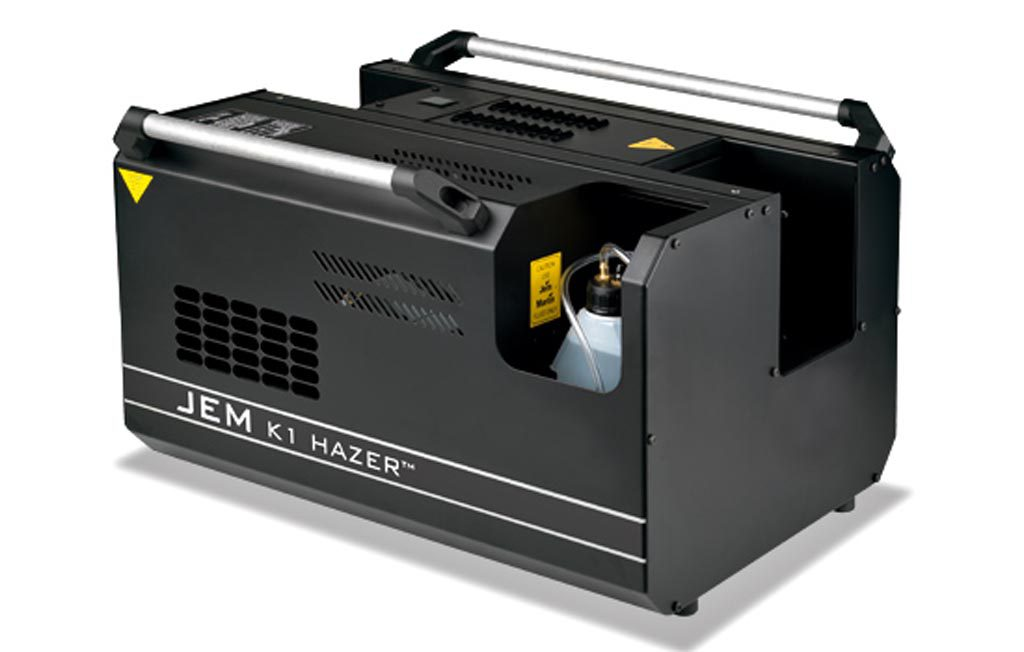 Martin K1- hazer 5000m3/min Excl. vloeistof