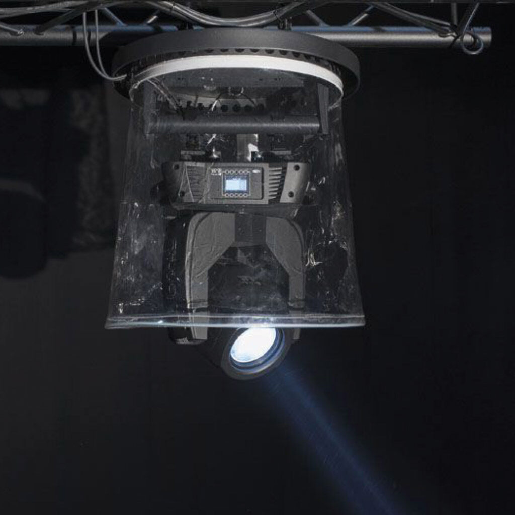 Showtec Raincover hangend base 60cm (excl. sleeve)