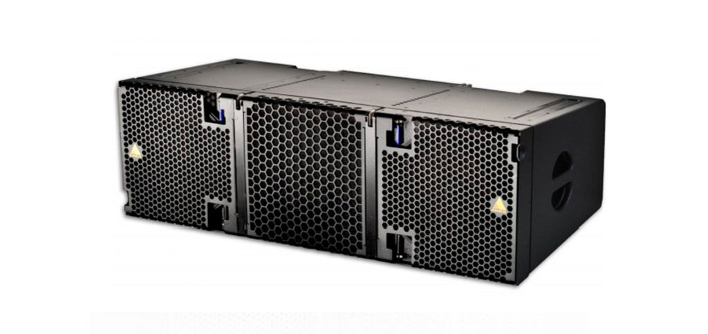 Adamson E12 line array speaker