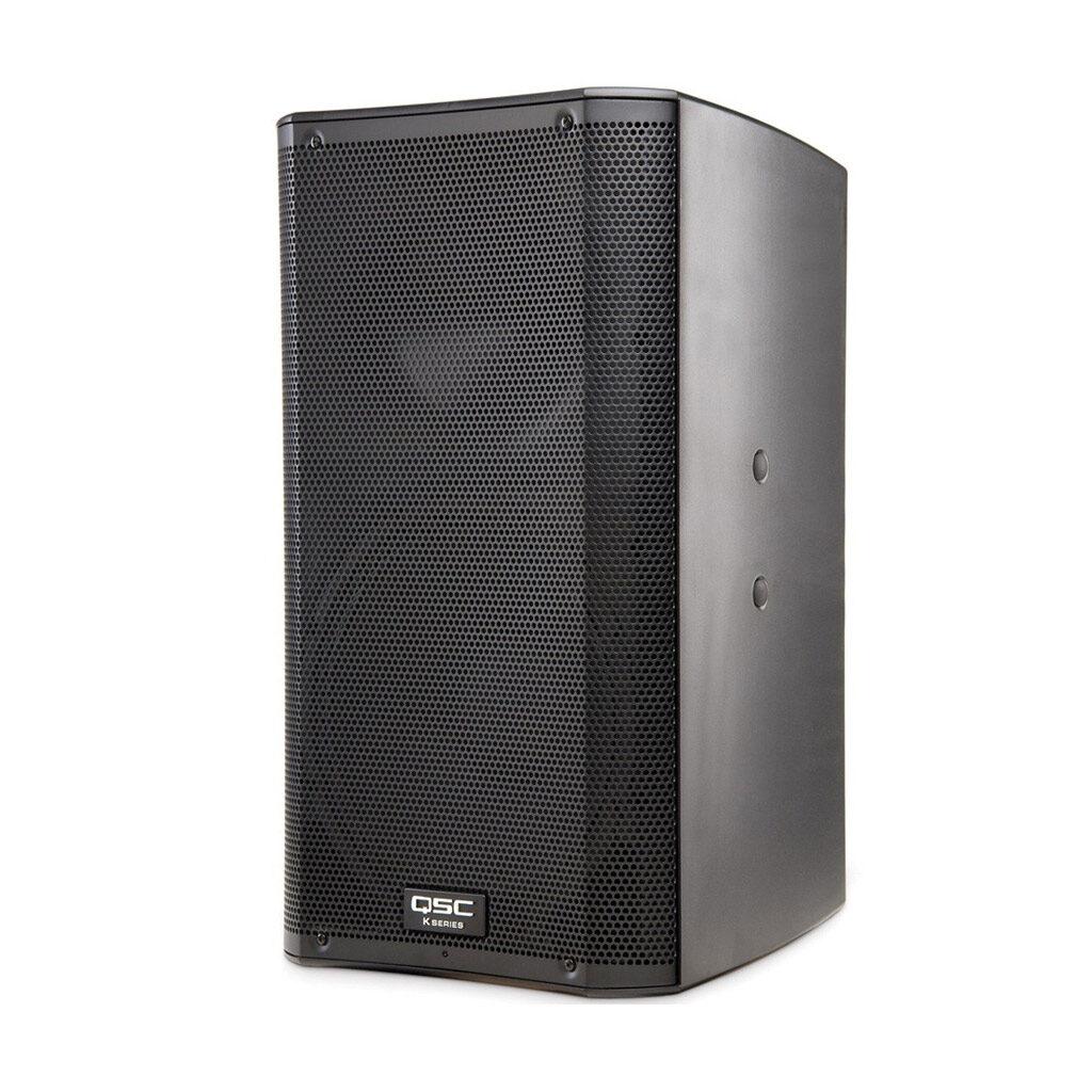 QSC K12 actieve speaker- 2 stuks